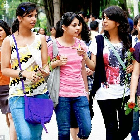 Delhi University NCWEB OMR Application 2015
