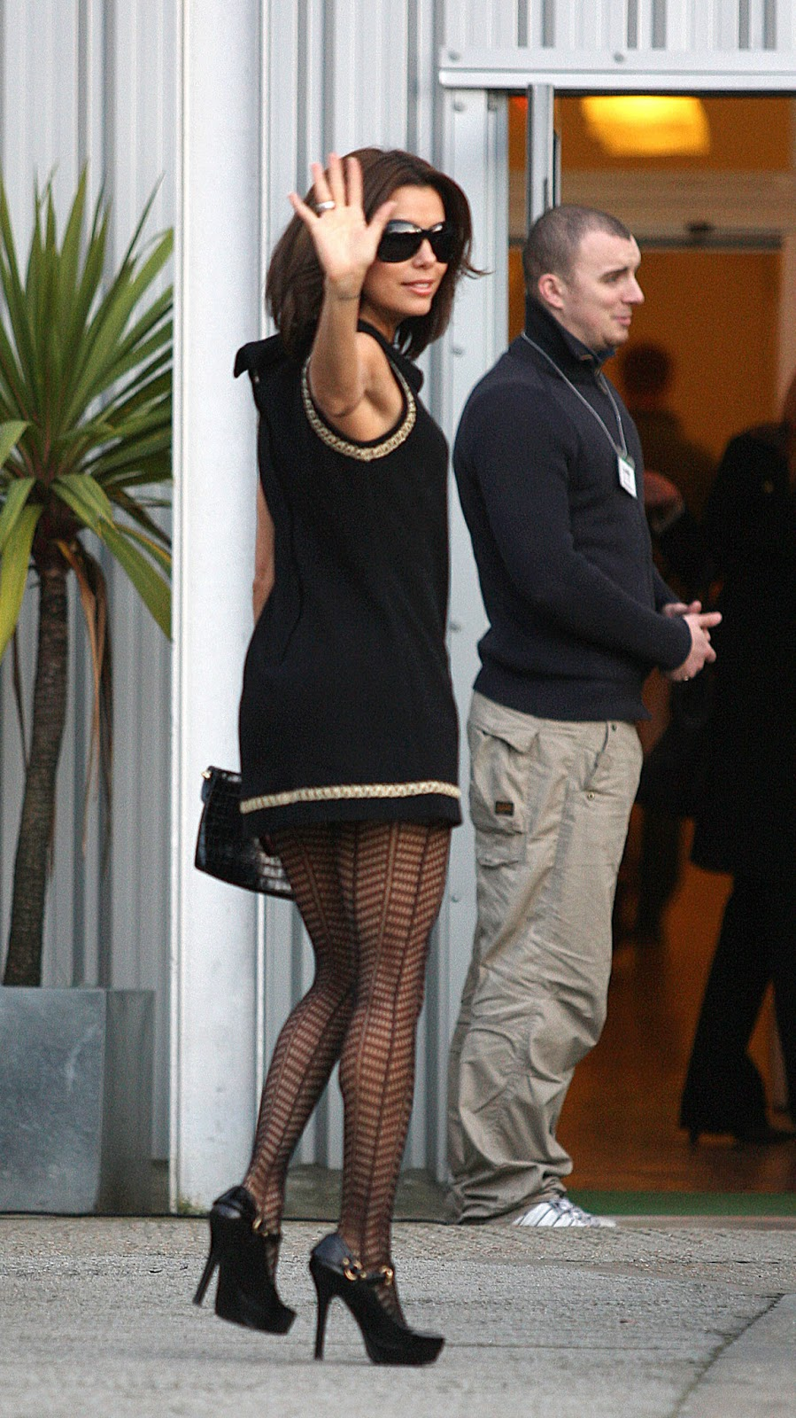 Nylon Celebrities Eva Longoria