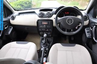 Renault duster car 2012 dashboard - صور تابلوه سيارة رينو داستر 2012