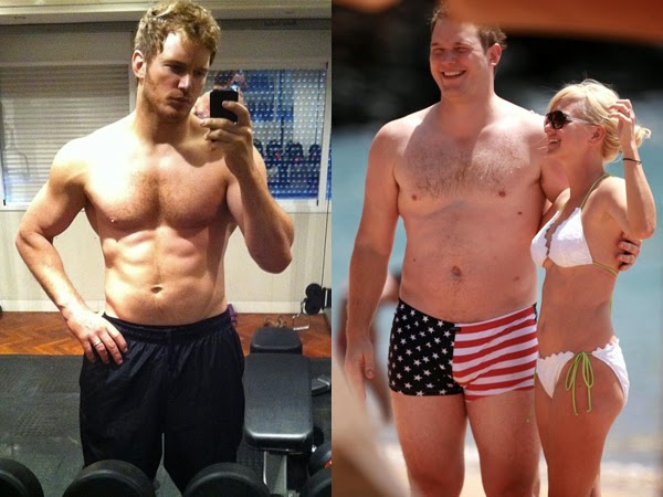Chris Pratt P90X