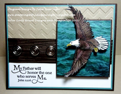 Our Daily Bread Designs, On Eagles Wings
