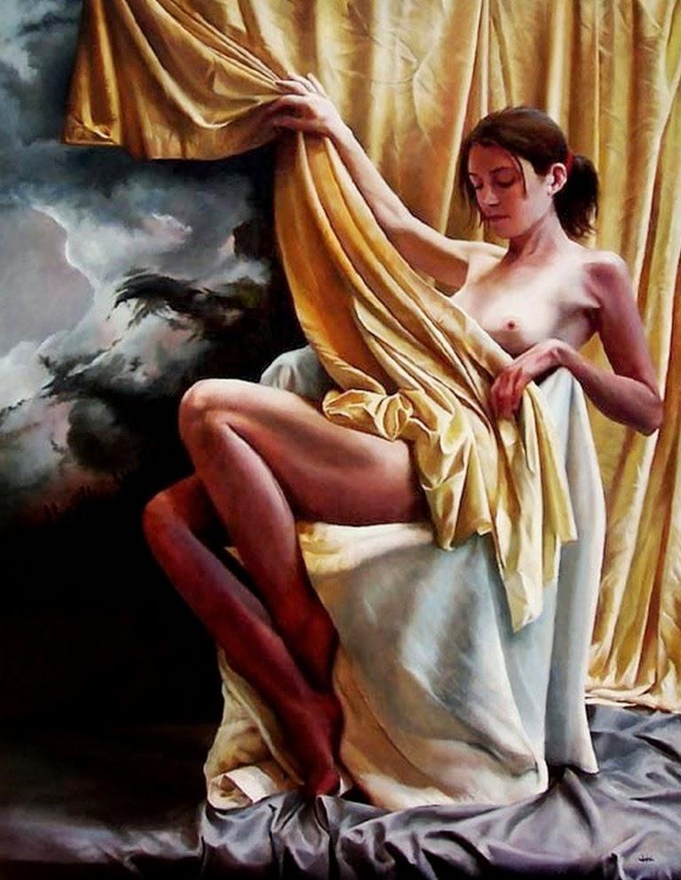 desnudo-artístico-pintado-al-óleo