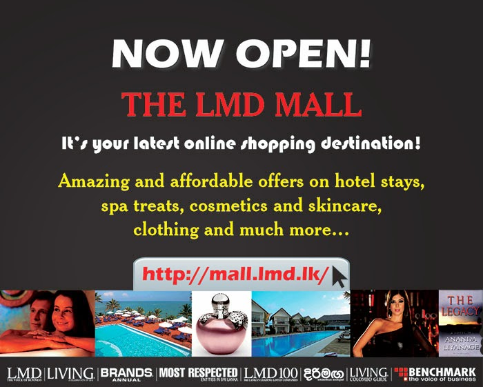 LMD enjoys a monthly readership of around 30,000-40,000 (a print run of 5,000 copies on average, read by six-plus people per copy). The target readership comprises business and opinion leaders, and senior managers and professionals. It is increasingly read by the academic and diplomatic communities, and civil-society organisations. LMD's CYBER EDITION is available on the Web – at www.LMD.lk