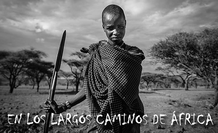 EN LOS LARGOS CAMINOS DE ÁFRICA