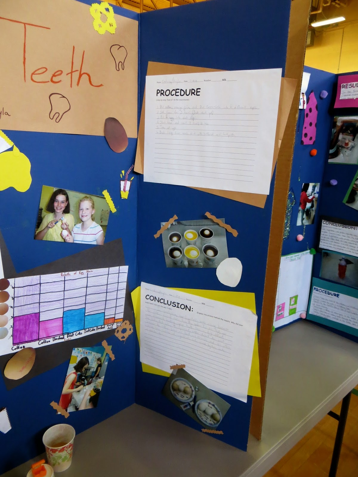 welcome to the krazy kingdom th grade science fair her poster was even cute i was so proud of her she was pretty excited is already plotting out her science project for the 6th grade science fair