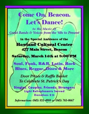 Beacon's Second Saturday at the Howland Cultural Center