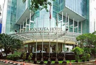 Lowongan Kerja Hotel Aryaduta Terbaru