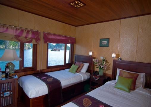 Twin Cabin- Indochina Sails