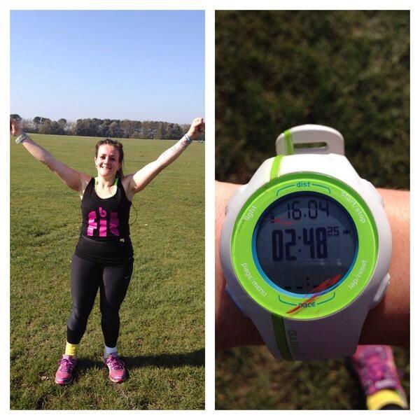 Brighton Marathon Training - RunBrighton long run