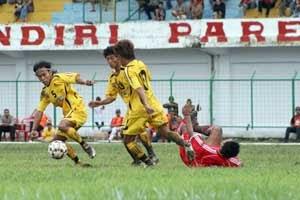 Stadion Awal Berdiri Stadion Gelora Mandiri