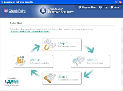 Zone Alarm Extreme Security 2012 download