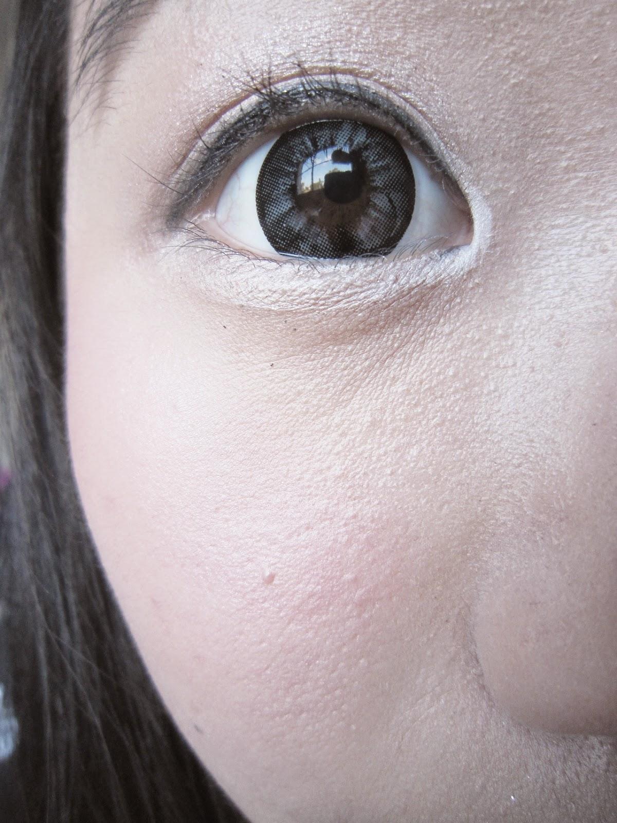 Naturally Ulzaang Eyes: Beuberry BB Grey