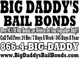 In the Slammer? Call Big Daddy