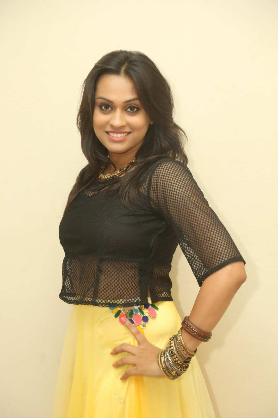 Geetha bhagath dazzling photos gallery-HQ-Photo-13