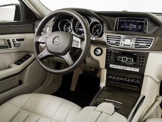 2013 Mercedes Benz E-Class officially revealed