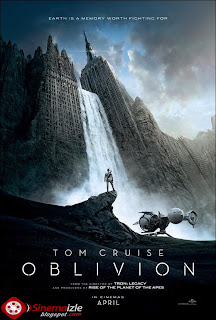 Oblivion izle afiş