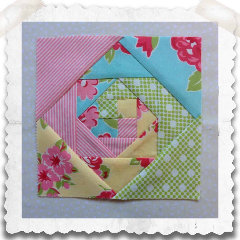 Chatelaine Free Bow Sampler Quilt Block 39 Threadbare Creations