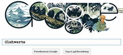 Profil Singkat Dian Fossey