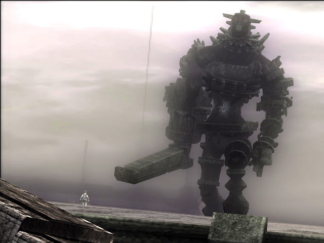 The Shadow Of The Colossus team ico sony sce action adventure game