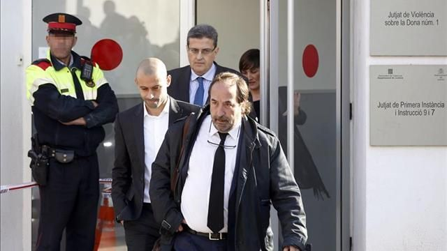 Mascherano confiesa un fraude a Hacienda de más de 1,5 millones de euros