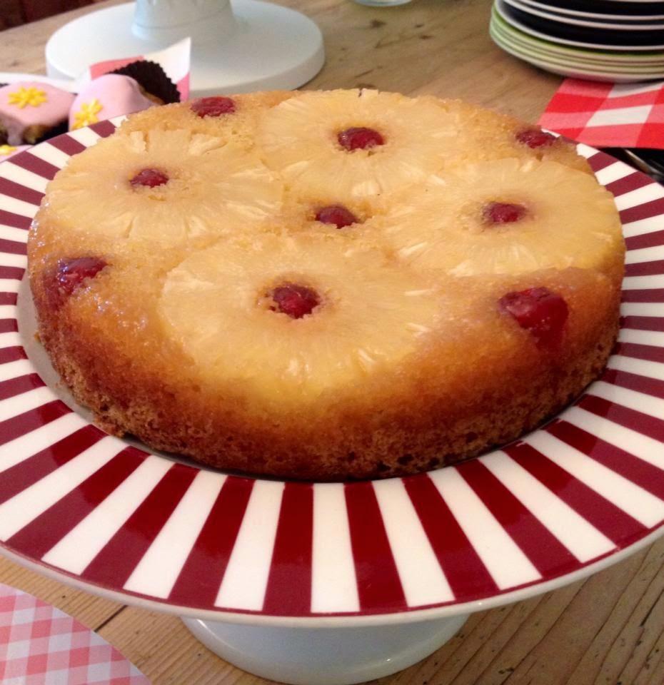 Easy Pineapple Upside Down Cake Recipe Uk