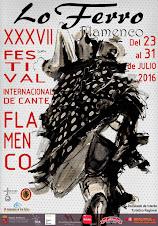 XXXVII FESTIVAL INTERNACIONAL CANTE FLAMENCO LO FERRO