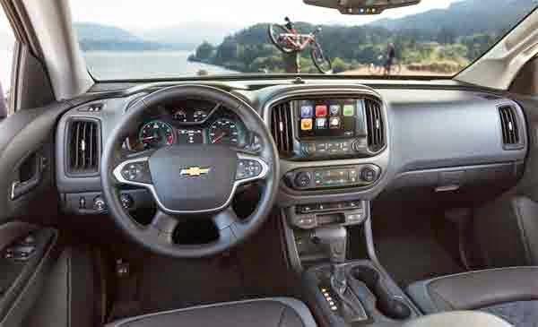 2015 Chevrolet Colorado Z71 Diesel Release Date