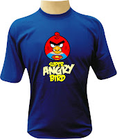 Camisetas Angry Birds