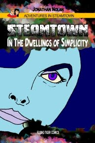 Steamtown front cover!