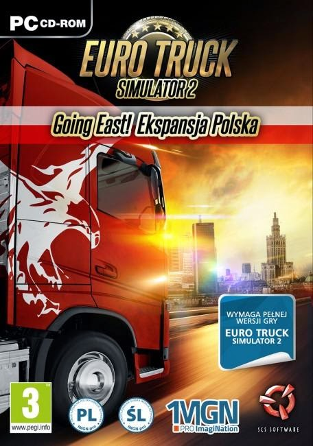 Euro Trucks Simulator 2 Going East crack - картинка 1