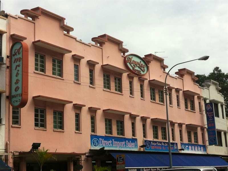Hotel Amrise Murah Di Singapore
