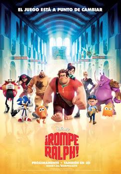 Ver Película ¡Rompe Ralph! (Wreck-It Ralph) Online Gratis (2012)