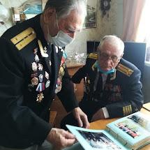 Поздравляем ветеранов