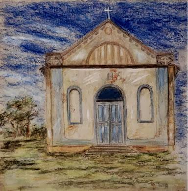 Capela na Colônia Húngara