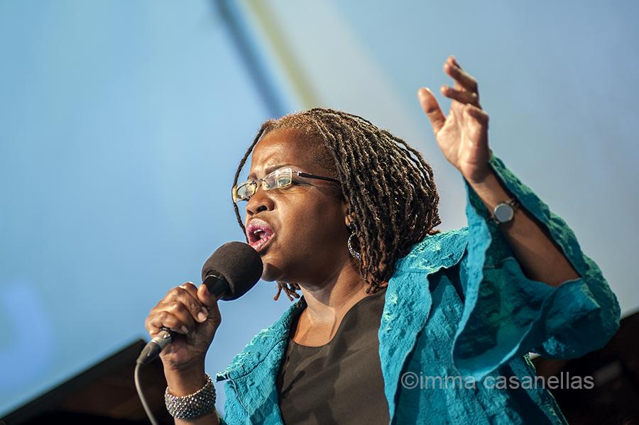 Carla Cook, Terrazas del Kursaal, Donostia 23-7-2015