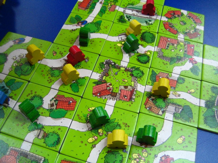 carcassonne hunters and gatherers online dating