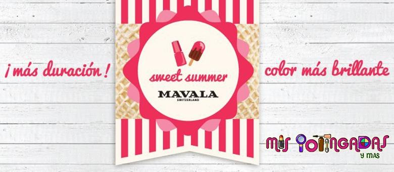 Review | Colección Sweet Summer de Mavala | Colaboración