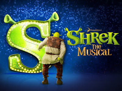 Dica sobre o musical Shrek em Londres