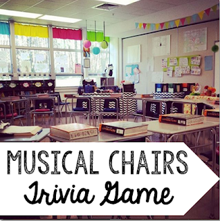 Musical Chairs in the Classroom