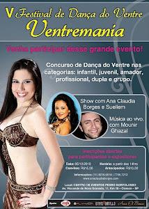 Edição 2010 - V Ventremania