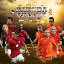 Hasil Pertandingan Timnas Indonesia Vs Belanda 0 - 3 , Jumat 7 Juni 2013