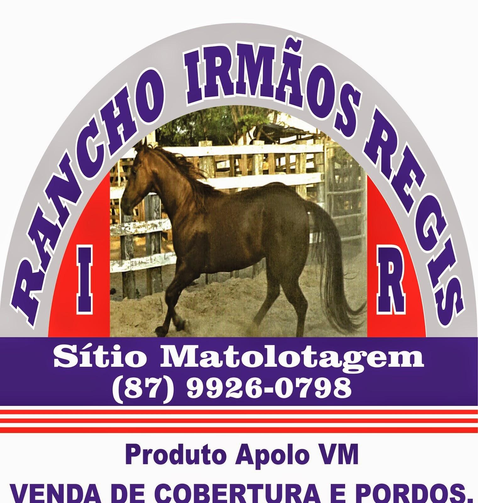 RANCHO IRMÃOS RÉGI