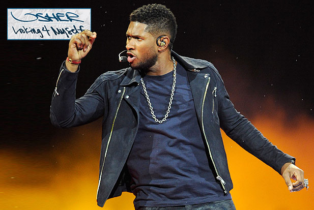 Usher - Can't Stop Won't Stop lyrics