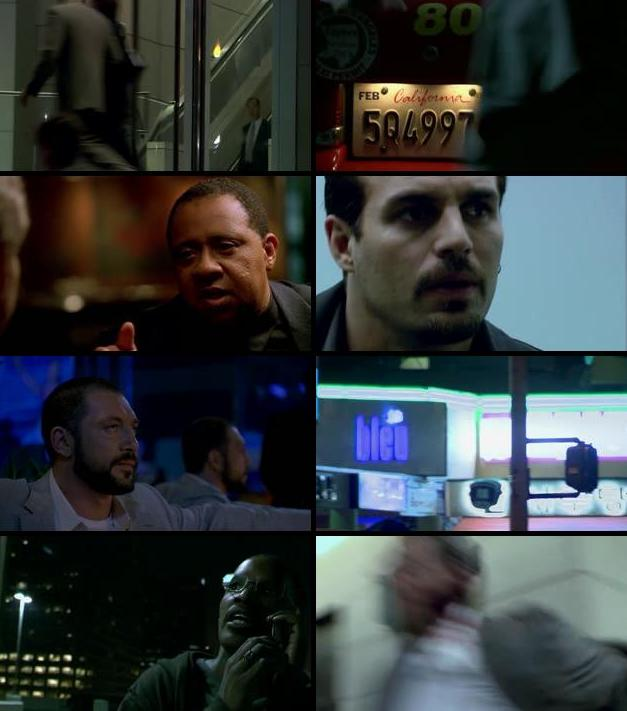 Collateral 2004 Dual Audio Hindi 720p BRRip 700mb