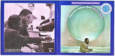 Thelonious Monk - Monk\'s Blues 1968 (Columpia)