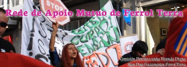 Rede de Apoio Mutuo de Ferrol Terra