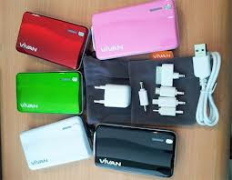 Jual Power Bank Vivan S04 4400mAh