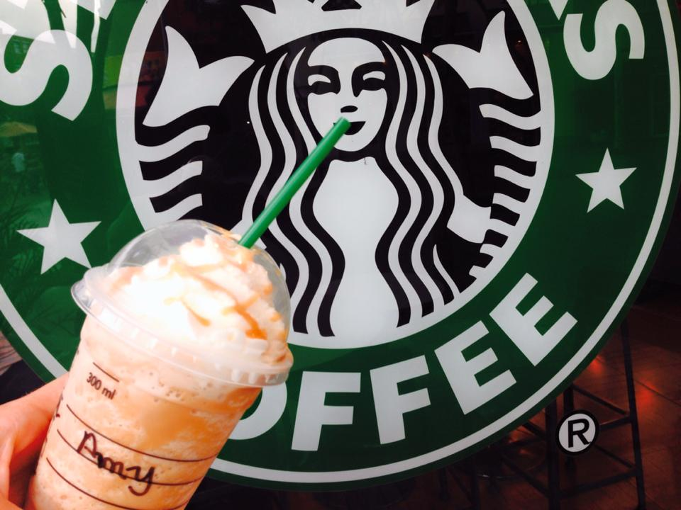 Starbucks Amy