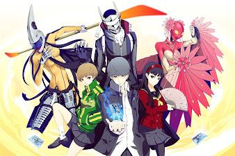 #38 Shin Megami Tensei Wallpaper