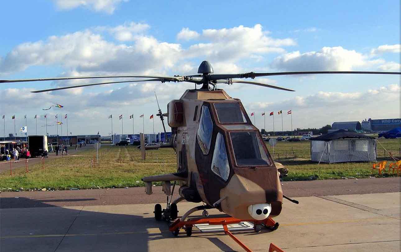 russian kazan ansat2rc light attack helicopter global